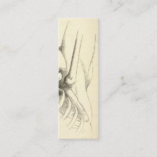 Carte De Visite Mini Articulation Lpaule Vintage