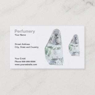 Carte De Visite Parfumerie