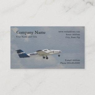 Carte De Visite Pilote Daviation