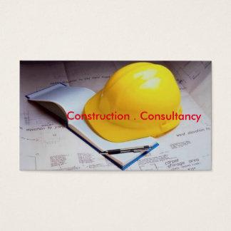 Carte de visite pour la consultation ou la