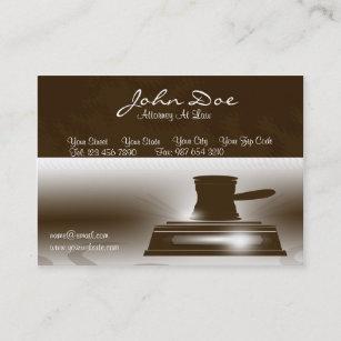 Carte De Visite Procureur Avoue