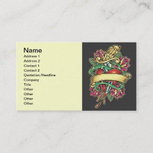 Carte De Visite Sans Titre Nom Adresse 1 2 Contact