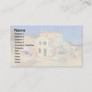 Carte De Visite Vincent Van Gogh   La Chambre Jaune   Beaux Arts