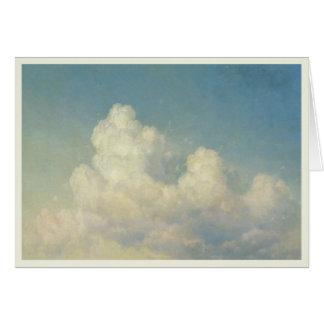 Carte de voeux avec Ivan K. Aivazovsky Painting