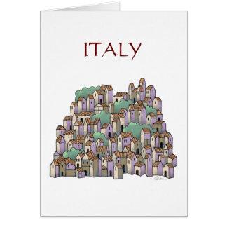 Carte de voeux de Citta Vecchia