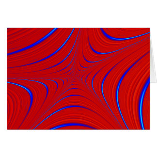 Carte de voeux de toile d'araignées