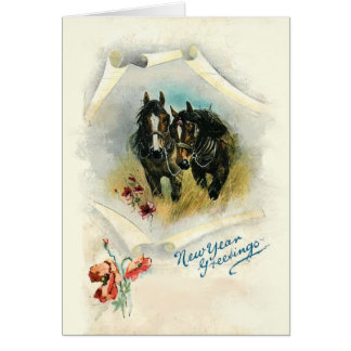 Carte de voeux faite sur commande de Noël de