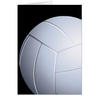 Carte de volleyball