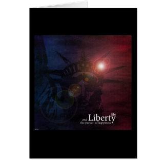 Carte Défenseur de la liberté