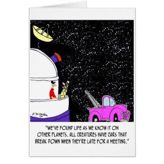 Carte Dépanneuses dans l'espace