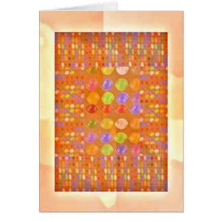 Carte Des diamants de haute énergie - partagez la joie