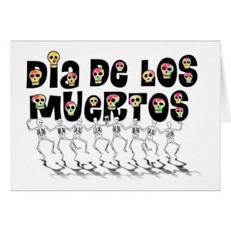 Carte Dia 11-1 De Los Muertos (os de danse)