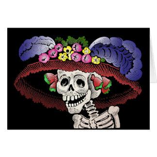 Carte Dia de los Muertos [carte]
