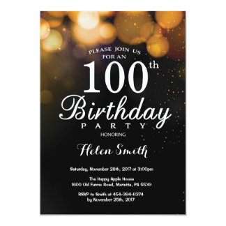 Carte d'invitation d'anniversaire de parties carton d'invitation  12,7 cm x 17,78 cm