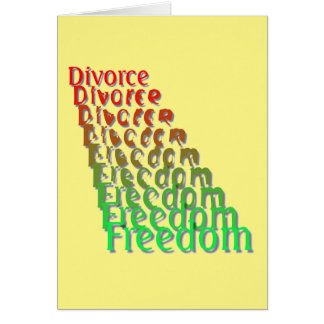 Carte Divorce