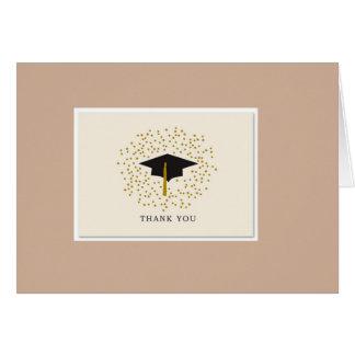 Carte d'obtention du diplôme de Merci