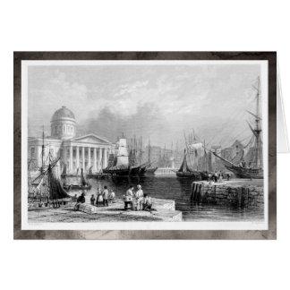 Carte Dock de Liverpool