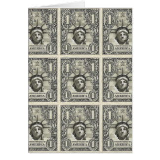 Carte Dollar de liberté