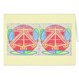 Carte Double FOYER : Karuna Reiki