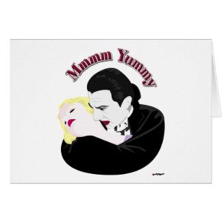 Carte Dracula, Mmmm délicieux