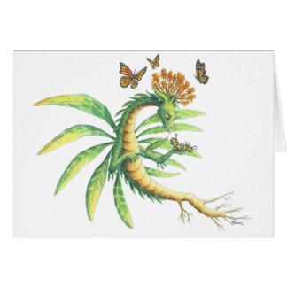 Carte Dragon de Milkweed