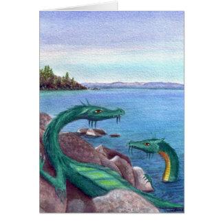 Carte Dragons du lac Tahoe