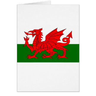 Carte drapeau de gallois
