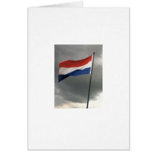 Carte Drapeau de Pays-Bas