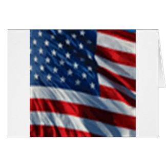 Carte Drapeau des Etats-Unis