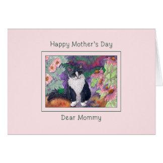 Carte du jour de mère, carte du jour de mère de