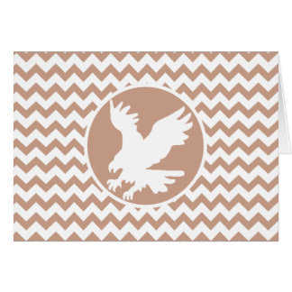 Carte Eagle ; Brown Chevron