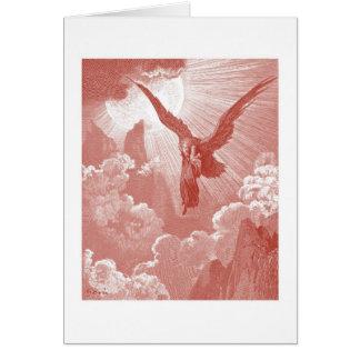 Carte Eagle par Gustave Dore