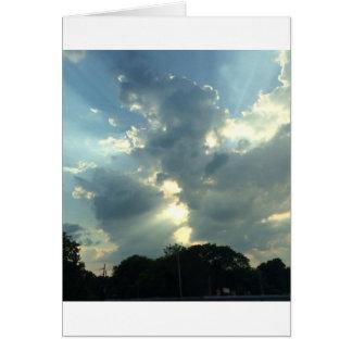 Carte Éclat de nuage
