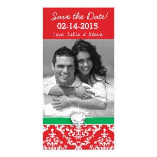Carte Économies de nouvelle année de Noël le mariage de