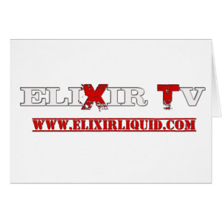 CARTE ÉLIXIR TV