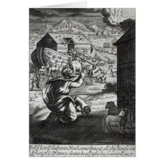 Carte Entreth de Noé l'arche