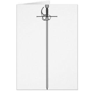 Carte Épée