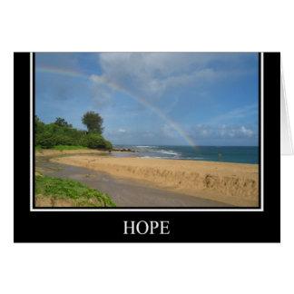 Carte espoir