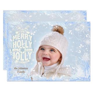 Carte Étincelle de Noël