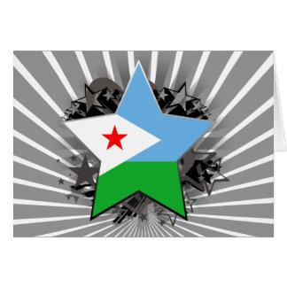 Carte Étoile de Djibouti