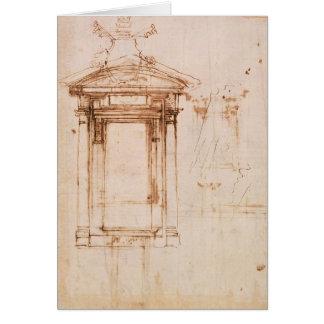 Carte Étude architecturale