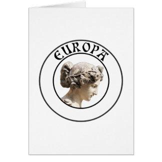 Carte Europa : Soyez fier de montrer vos euro racines !