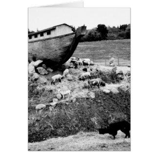 Carte Évasion de l'arche