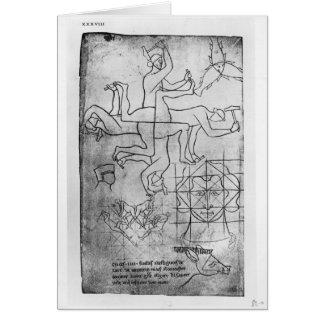 Carte Fac-similez la copie de Mme Fr Studies des hommes