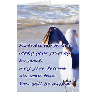 Carte Farewell_