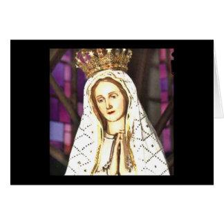 Carte Fatima