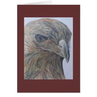 Carte faucon