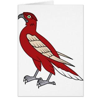 Carte faucon #4