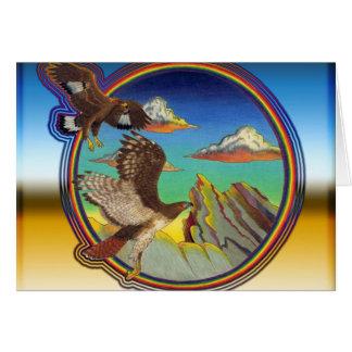 Carte Faucon et Eagle
