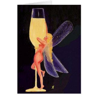 Carte Fée de Champagne